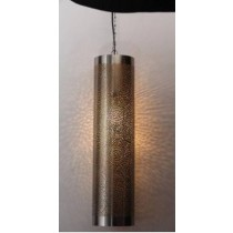 Hanging pendant  Lamp mesh etching