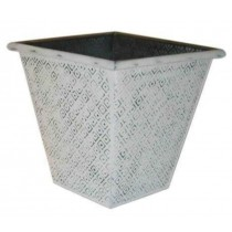 High Quality Metal Planter Size 27x27x35 CM