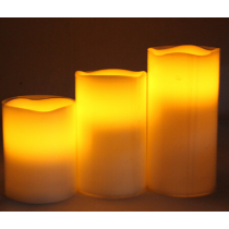 LED candle light  yellow light