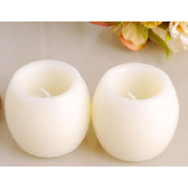 Ball shape tea candles