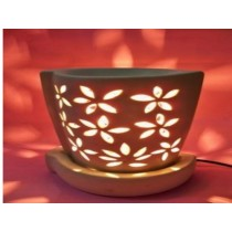 conical shape  AROMA LAMP SETS size-7 inch