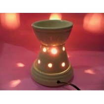 Attractive shape with golden design  AROMA LAMP SETS size-6 inch