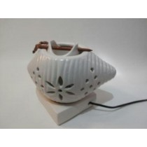 Attractive shape of shells  AROMA LAMP SETS size-6 inch