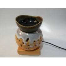 Beautiful design of pot  AROMA LAMP SETS size-7inch