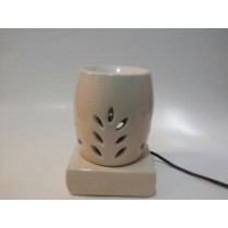 circular shape with atrractive square stand AROMA LAMP SETS size-6inch