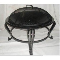 Fire Pit for garden patio,  Size 78 x 78 x 68 cm