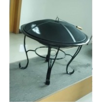 """Outdoor Fire pit 21.5"""""""