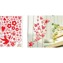 Wall sticker, size W 50 x L 70