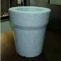 White Marble/Sand Stone Planter Without light Height 1200mm
