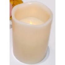 LED Paraffin Wax Candle