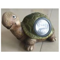 led solar garden tortoise lighting