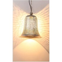 Net  Etch-Bell shape Hanging Lamp