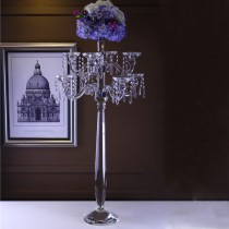 New Glass Decorative Stylish Candelabras