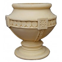 New Modern Pattern & Shape Sandstone Flowerpot