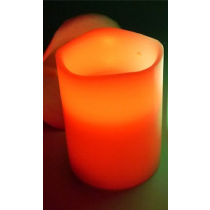 New Paraffin Wax Candle