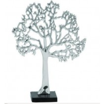Nickel- Decorative Tree