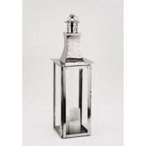 Nickel Plated Stainless Steel Lantern