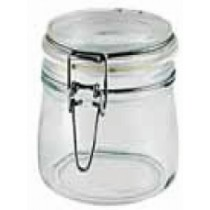 Normal Herm Glass Jar