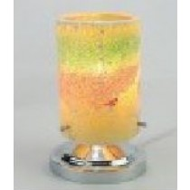 Pillar Shape Mosaic Fragrance Lamp