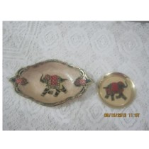 Pin Tray (Elephant) -4.5""