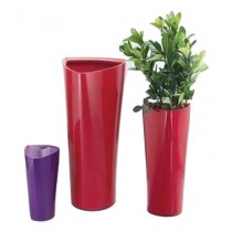 Plastic Medium Size Self-Watering Planter