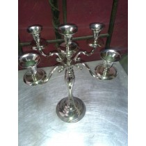 Five Light Candle Stand lanterns .