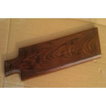 Rosewood Natural Chopping Board With Handle