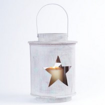 Shining Star Cut-Out Lantern