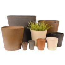 Simple Design 25.4cm Height Stone Planter