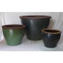 Classic 38cm Height Ceramic Planter