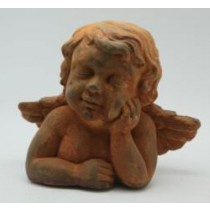 Sleeping Angel Rustic Cement Garden Ornaments