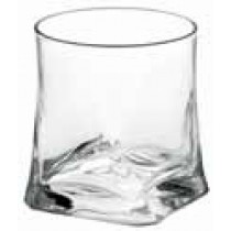 Small Gotico Glass Tumbler