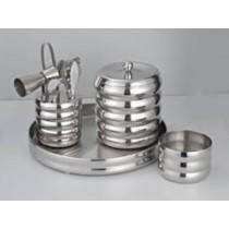Spiral Barware Set