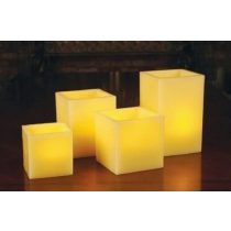 Square Shape LED Candle