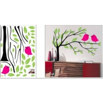 Wall sticker, size W 50 x L 70 cm