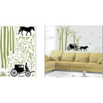 Wall sticker W 50 x L 70cm
