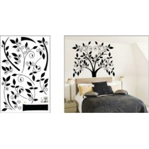 Wall stickers, size W50 x L70cm