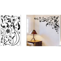 Wall stickers, size W 50 x L 70cm