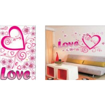 wall sticker,size W 50 x L 70cm
