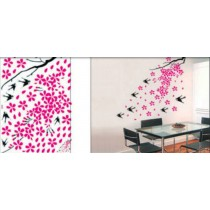 wall sticker size W50 x L70cm