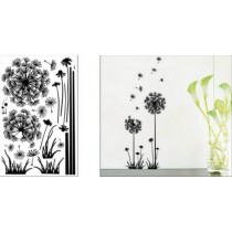 wall sticker size W 50 x L 70 cm