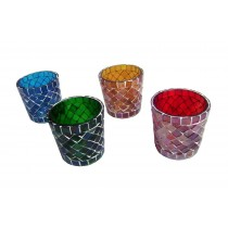 Votive Glass Candle Holder
