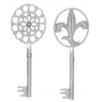 Wall Decor Keys Shape