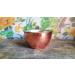 Metal Bowl  Size -  10x8 cms. .