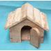 Colored-Bird House With Door