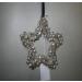 Small Star Metal Hanging Christmas Decor