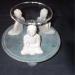 Glass Buddha Soapstone Aroma Diffuser