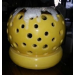 Spherical Yellow Color Electric Oil Diffuser